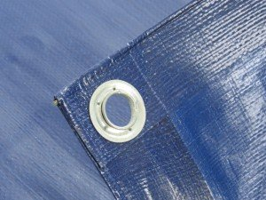 Super Tarp Premium Heavy Duty 240g 4m x 6m Blue