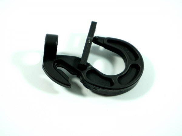 Easyfix gated hook for 6-10mm cord