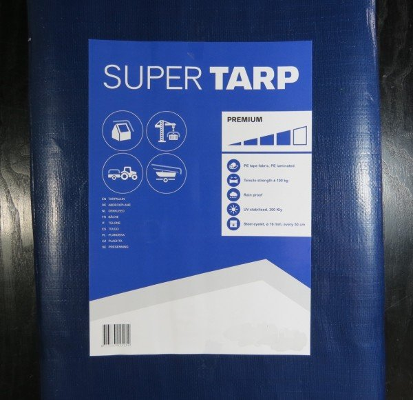 Super Tarp Premium Heavy Duty